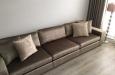 Bankstel op maat in luxe velours stof (2)