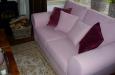 Landelijke roze bank Barbara