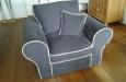 riviera maison stijl fauteuil barbara