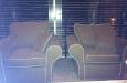 landelijke fauteuils met een biesje