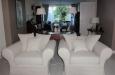 Landelijke Riviera Maison stijl fauteuils