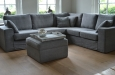 Landelijke set meubels riviera maison stijl bank
