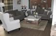 Bankstel Singthon met fauteuil