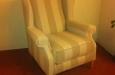 lichte tint fauteuil landelijk
