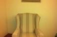 zebra print fauteuil
