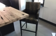 Barstoelen op maat in luxe stoffen