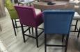 Gecapitonneerde barstoelen Style & Luxury