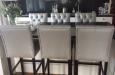 Luxe design barstoelen op maat met capitons (2)