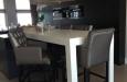 Luxe design barstoelen op maat met capitons