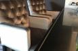 Luxe velours barstoelen op maat in velours stof