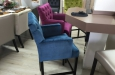 Velours Style & Luxury barstoelen