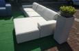 Tuinbank-in-outdoor-stof-op-maat