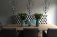 Style & Luxury eetkamerbank en eetkamerstoelen op maat