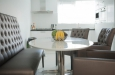 Style & Luxury eetkamerbank en stoelen