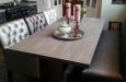 Design eetkamerstoelen met capitons