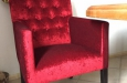 Design gecapitonneerde stoelen Bram Style & Luxury