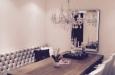 Eetkamerbank Bram en eetkamerstoelen Bram Style & Luxury