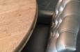 Eetkamerstoel Bram met capitons in luxe stijl (2)