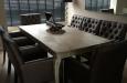 Gecapitonneerde Design eetkamerstoelen Bram
