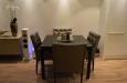 Gecapitonneerde Style & Luxury eetkamerstoelen Bram