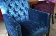 Gecapitonneerde stoelen Bram Style & Luxury
