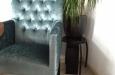 Luxe Style & Luxury stoel met capitons