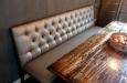 Luxe eetkamerbank op maat in moderne stijl