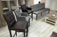 Style & Luxury barstoelen en eetkamerbank