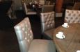Style & Luxury eetkamerstoel met knopen Bram