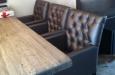 Style & Luxury eetkamerstoelen Bram Gecapitonneerd