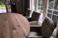Velours alligatorprint stoelen luxe
