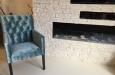 Velours eetkamerstoel Bram. Style & Luxury