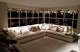 Hoekbank op maat Velours Style & Luxury