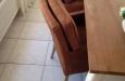 Leren eetkamerstoelen Vasco