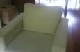 Landelijke fauteuil strak