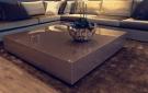 Hoogglans salontafel op maat luxe stijl modern