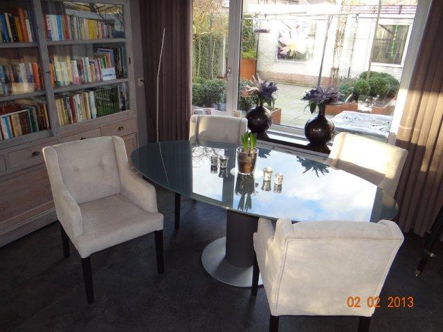 Landelijke eetkamerstoel tampa bankstyle for Eetkamerstoelen landelijk interieur