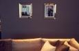 Luxe moderne design spiegelijsten 60 cm x 50 cm