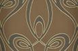 lazare-3701-2-gordijnen-meubelstoffen-bruin-zwart-katoen-viscose-dessin-klassiek-lelie-interieur-interieurstoffen