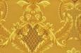 rouelle-3818-4-gordijnen-meubelstoffen-bruin-geel-katoen-rayon-viscose-dessin-gedessineerd-interieur-interieurstoffen
