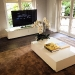 Hoogglans meubels luxe stijl zweefmeubels