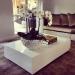 Luxe hoogglans salontafel