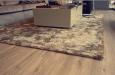 Hoogpolig karpet op maat in velours stijl